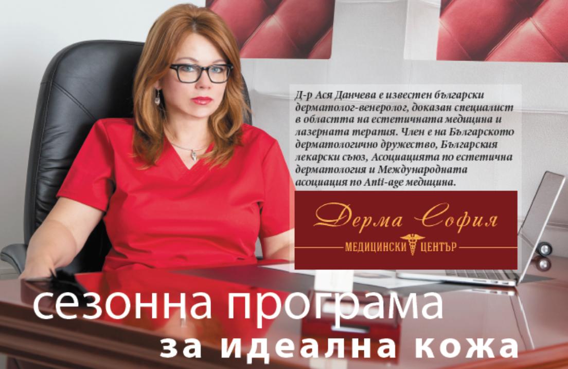 Д-р Ася Данчева