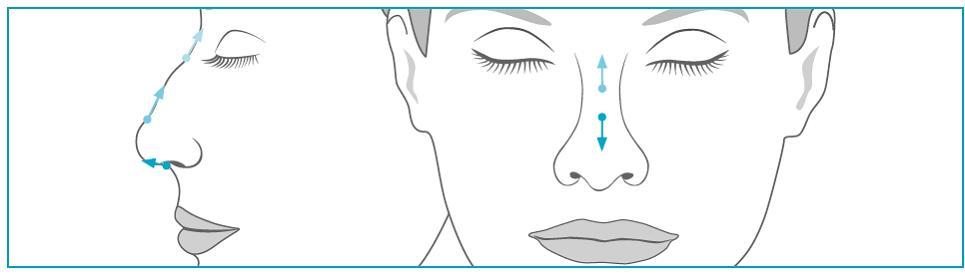 корекция на нос с филъри Д-р Ася Данчева дерматолог